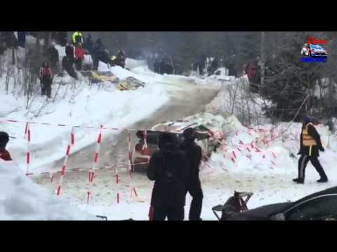 Mads Ostberg - big moment - Rally Sweden 2015 [HD]
