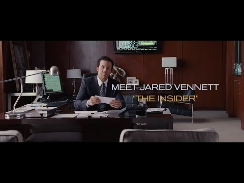 The Big Short (Featurette 'Meet Jared Vennett')