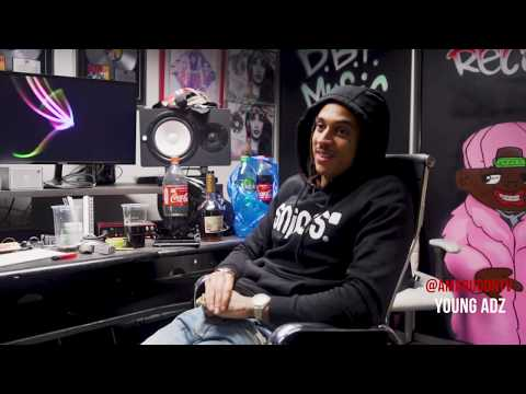 Young Adz Interview: Greatness Not Perfect | @Amarudontv @D Block Europe TV