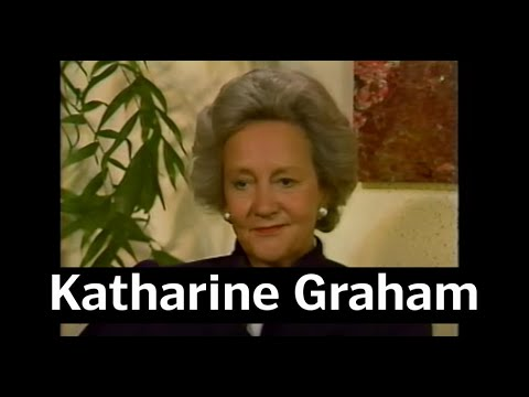 From the Poynter archives: Katharine Graham on her Pentagon Papers moment