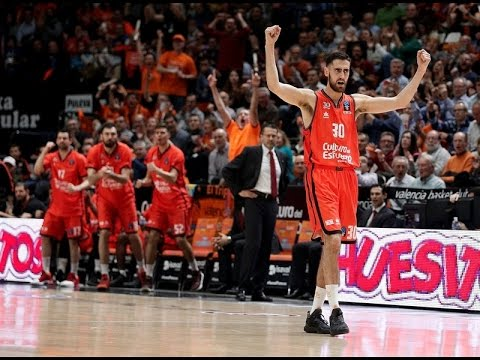 7DAYS EuroCup Highlights: Valencia Basket - Khimki Moscow Region, Game 3