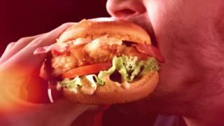 Red Hot Chicken Sandwich
