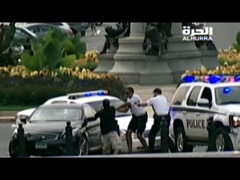 High Speed Chase From White House to Capitol Hill Ends With Suspect Dead