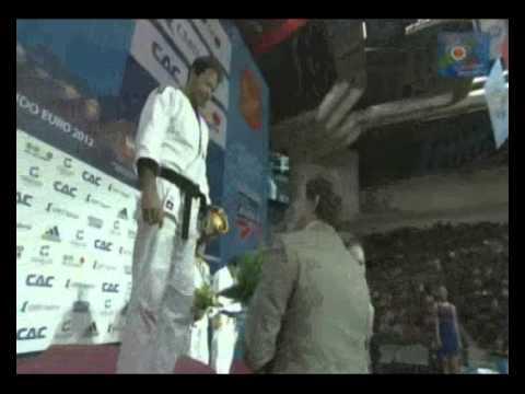 אריק זאבי אלוף אירופה 2012 - התקווה והוואזרי בגמר