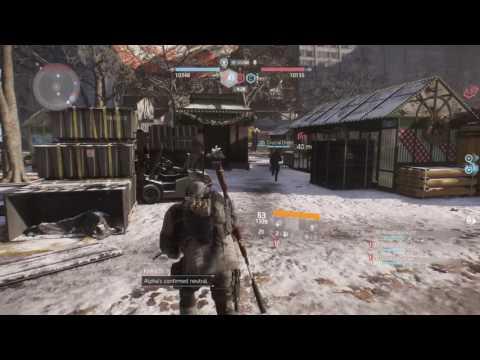 The Division: High-End Destruction