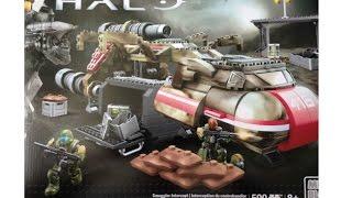 A brand new 2015 Halo Mega Bloks set has been revealed. The Smuggler intercept!
