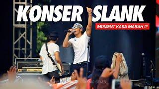 Video Detik detik KAKA SLANK melempar Tamborin ke arah penonton konser MP3, 3GP, MP4, WEBM, AVI, FLV Februari 2019
