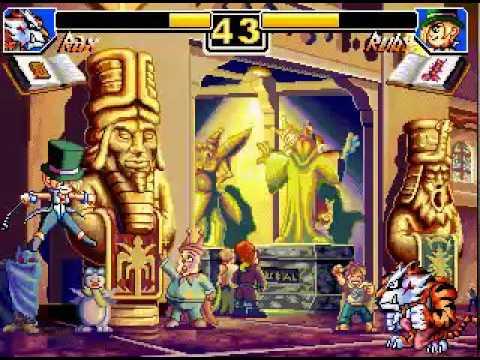 LITTLE WIZARD GAMEDEMO GP32 GAME PARK WITH EMBED EMULATOR