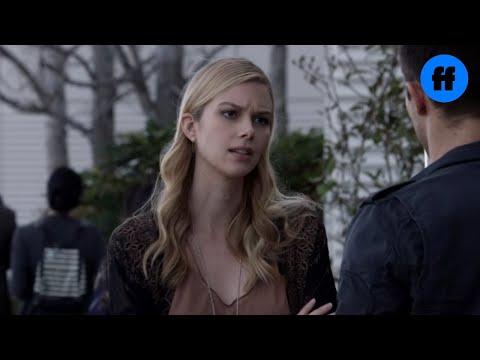 Stitchers | Season 2, Episode 9 Sneak Peek: Kirsten Confronts Liam | Freeform