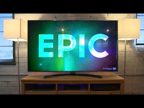 LG Super UHD TV Review!!