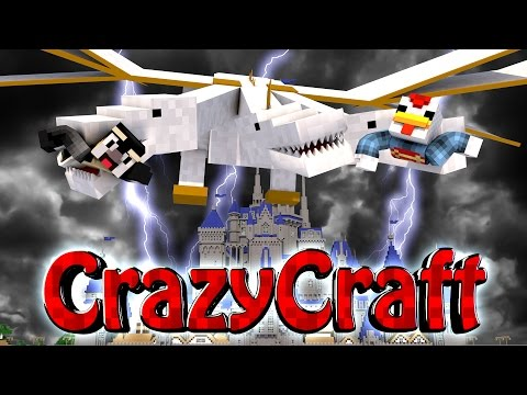 craft - Minecraft adds in a CrazyCraft 2.0's current biggest boss that we must defeat to take over the Craziest Mod-Pack in Minecraft! ▭▻ TWITCH: http://www.twitch.tv/atlanticcraft/b/574577429...