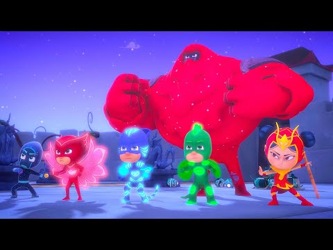 PJ Masks LIVE 🔴 Super Heroes in Action! 24/7 Full Episodes