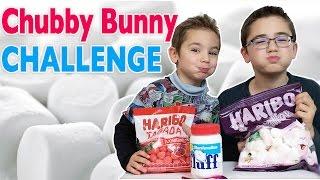 Video CHUBBY BUNNY CHALLENGE & FLUFF MP3, 3GP, MP4, WEBM, AVI, FLV Juli 2017