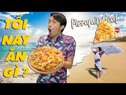 CrisDevilGamer LẦN ĐẦU ĂN PIZZAMIN SEA của DOMINO'S PIZZA | Tối nay ăn gì? - Thời lượng: 7:53.