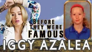 Iggy Azalea - Before They Were Famous