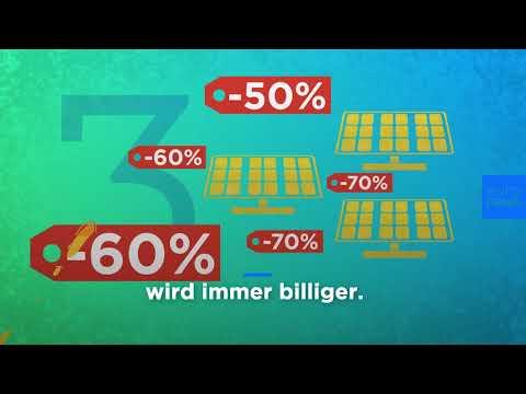 Sieben Fakten über erneuerbare Energien in der EU