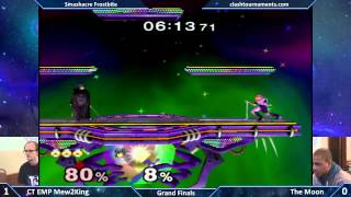 This is just an amazing set between M2K and The Moon. So much skill, humor, and style shown. Thought I'd share it with you all.
