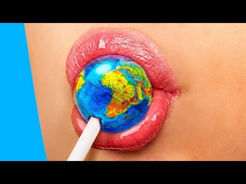 11 Edible School Supplies / Funny Pranks!