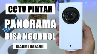Video SMART CCTV yang BISA NGOBROL!, Xiaomi Dafang Review Indonesia MP3, 3GP, MP4, WEBM, AVI, FLV Mei 2018