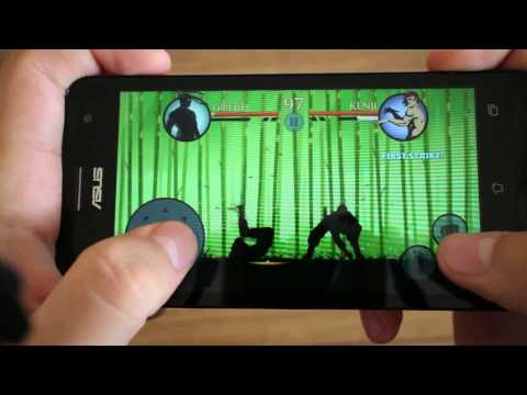 Zenfone 5 Nekki Shadow Fight 2 Gameplay