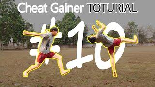 สอนตีลังกา Cheat Gainer / Kick The Moon / Flash Gainer Tutorial