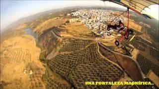 Banos De La Encina Spain  City pictures : TRIKE FLYING:CASTILLO DE BURGALIMAR