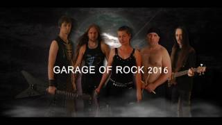 Video Pozvánka Dark Spark - GARAGE OF ROCK 2016 JIHLAVA