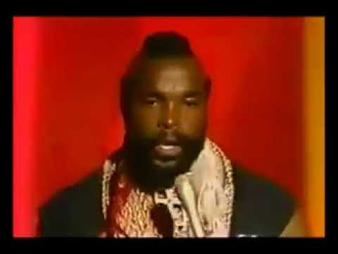 Mr. T | Treat Your Mother Right (1984)