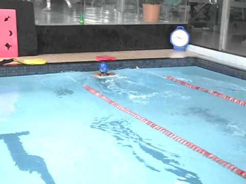 aula de natação em Teresina