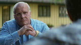 Christian Bale as Dick Cheney: Vice - That Sounds Good Clip by IGN