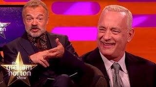 Video Tom Hanks' Best Moments on The Graham Norton Show MP3, 3GP, MP4, WEBM, AVI, FLV September 2019