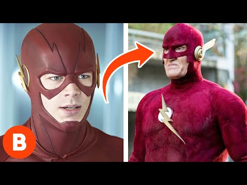 The Flash: The Loophole That Can Save Barry Allen In Crisis On Infinite Earths