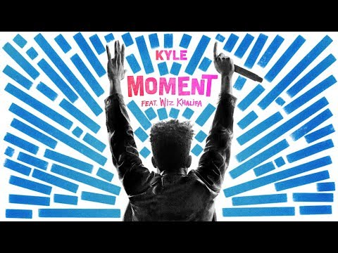 KYLE - Moment feat. Wiz Khalifa [Audio] (видео)
