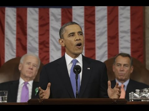 State - Watch Barack Obama's full 2013 State of the Union Address. More State of the Union Video: http://www.youtube.com/playlist?list=PLqQNt9DP_BNDuYsYAZa5SD7gTYqMc...