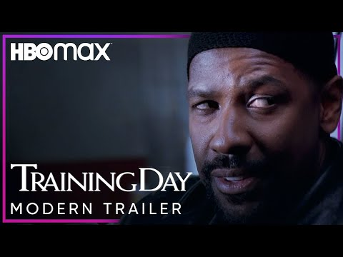 Training Day | Modern Trailer | HBO Max