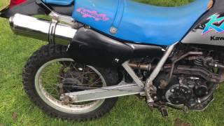 10. Kawasaki KLR 250