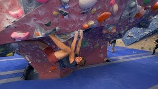 Fabian Is Back!! by Eric Karlsson Bouldering