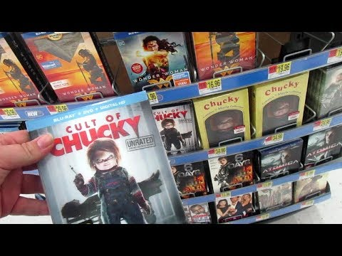The Cult Of Chucky Blu-ray Hunt And Movie Review