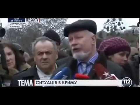 НОВОСТИ КРЫМА 28.02.2014 (видео)
