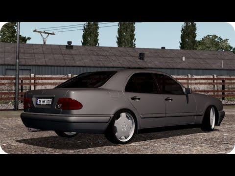 Mercedes Benz W210 1.34.x