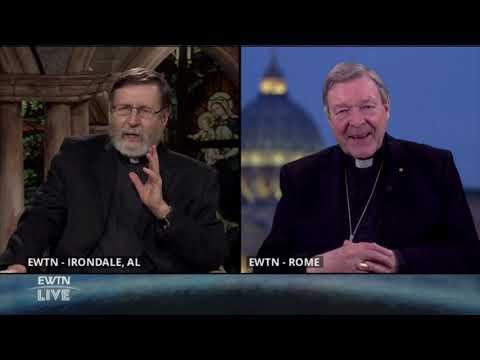 EWTN Live - 2021-02-25 - George Cardinal Pell