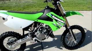 9. On sale now $2,999: 2013 Kawasaki KX85 Motorcross Bike at Mainland Cycle Center
