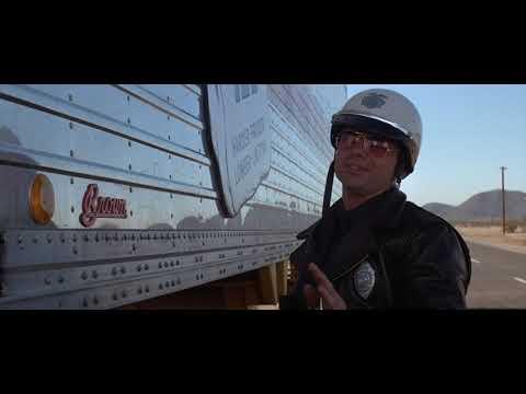 Truck driver - Electra Glide in Blue