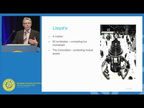 EGU2011: How Science Can Aid Society in Tackling Emerging Risks