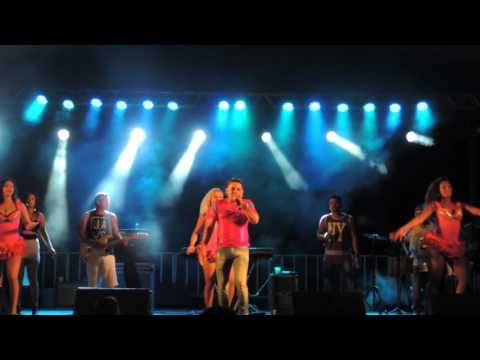 Milton Marks e Banda Abertura do carnaval 2012 na Barra do Turvo-SP