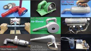 Video 10 Amazing Homemade Tools For Life using PVC Pipe MP3, 3GP, MP4, WEBM, AVI, FLV November 2017