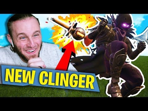 Can I CLINGER THEM!? in Fortnite