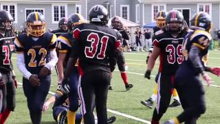 Week 4 - Bantam Warriors 6 vs Myers 7