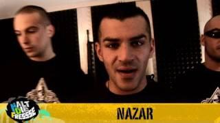 """""""NAZAR"""" HALT DIE FRESSE AUF AGGRO.TV HDF Exklusiv auf AGGRO.TV Das neue Album von NAZAR """"PARADOX"""" ist seit..."""