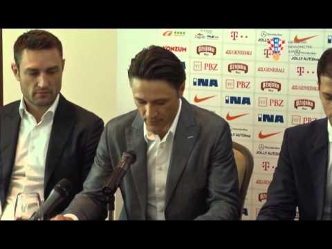 Konferencija za medije hrvatske reprezentacije: Predstavljanje kandidata za SP